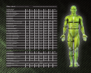Clubeo Select-sport Size Chart