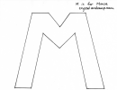 M Is For Mouse: A Letter Of The Week Preschool Craft