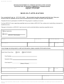 Mich Elf Application Template - State Of Michigan
