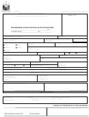 Fa Form 2-a - Non-immigrant Application For Visa For The Philippines