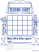 Star Students Reading Chart