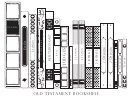Old Testament Bookshelf Poster Template