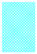 Graph Paper For Quilting With 2 Lines Per Cm And Heavy Index Lines Every Cm