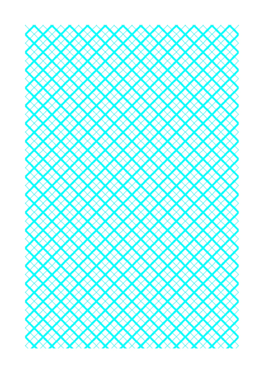 Graph Paper For Quilting With 2 Lines Per Cm And Heavy Index Lines Every Cm Printable pdf