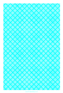 Graph Paper For Quilting With 5 Lines Per Cm And Heavy Index Lines Every Cm