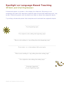 Sample Diamante Poem Template