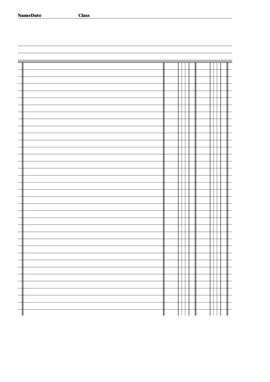 Ridiculous image throughout free printable column paper