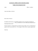 Letter Of Appreciation For Donations Sample Acknowledgement Letter