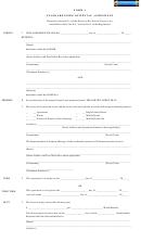 Standard Form Of Rental Agreement - Fillable