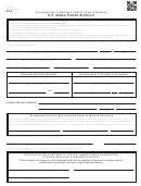 Oklahoma Tax Commission - Motor Vehicle Division U.s. Armed Forces Affidavit