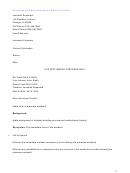 Sample Premises Accident Insurance Demand Letter Template