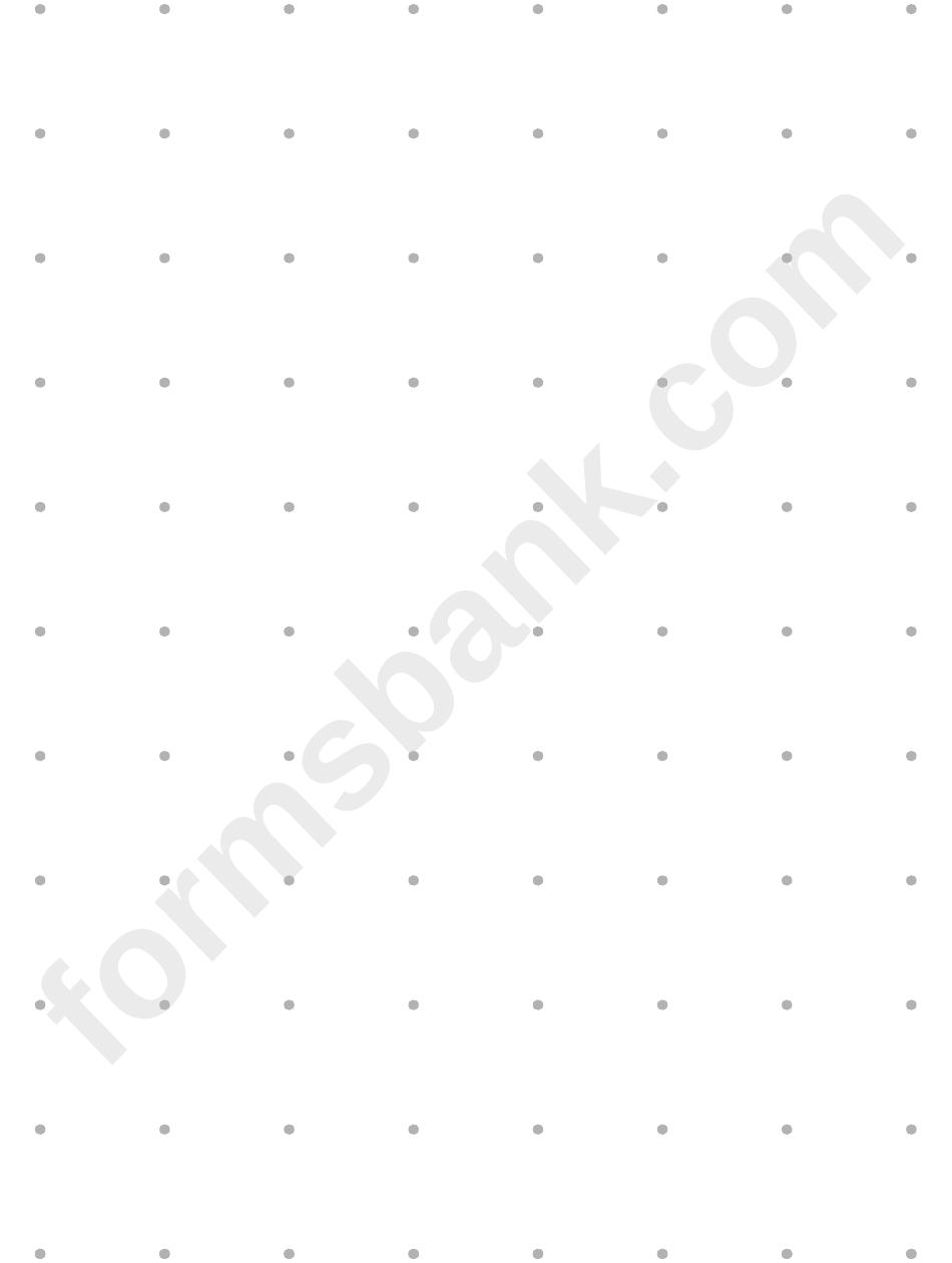 Grid Dot Paper