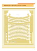 Mim Music Theater Seating Chart