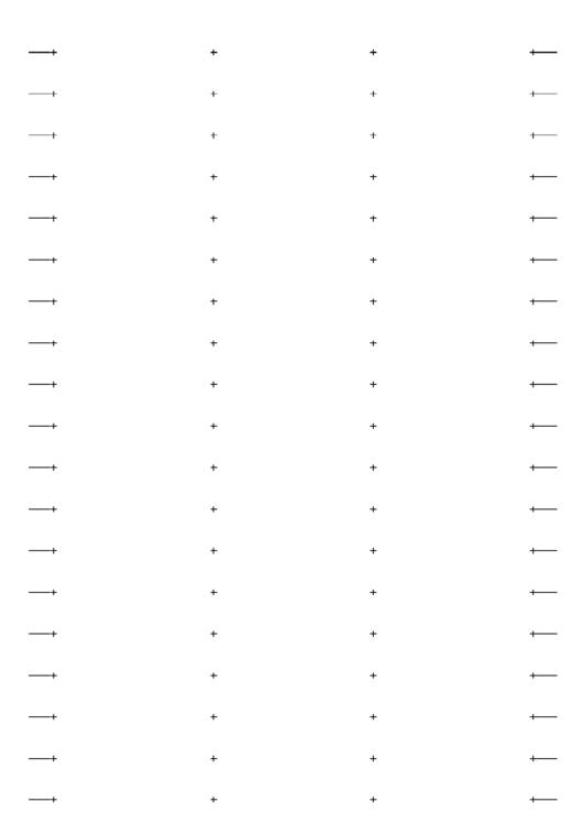Fillable Blank Table Chart Printable pdf