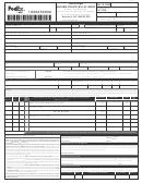 Form Co202/509-fxf - Fedex Uniform Straight Bill Of Lading