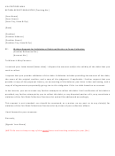 Sample Validation Letter (response To Writtenrequestforvalidationofdebtandnoticetoceasecollection)