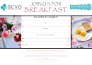 Breakfast Invite Tool