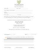 Dental Records Release Form - Family Dental Wellness