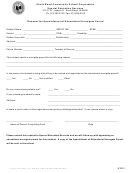 Request For Appointment Of Educational Surrogate Parent