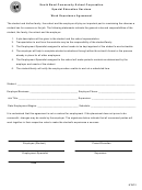 Work Experience Agreement
