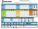 Network Site Survey Template