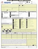 Installation Site Survey Form - Atlantic