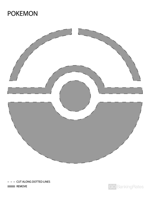 Pokemon Pumpkin Template