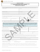 Form Oel-vpk 02s - Part A - Certificate Of Eligibility