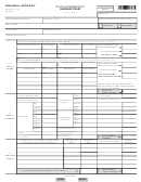 Financial Affidavit -state Of Connecticut Superior Court