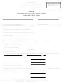 Form For Submission Of Paper Fomat Exhibits