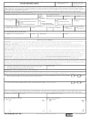 Dd Form 369, Police Record Check