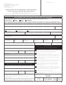 Form Dr 2539a - Duplicate Title Request And Receipt