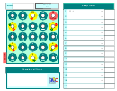 Climb 25 Kids Activity Sheets