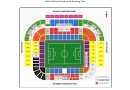 Old Trafford Stadium & Seating Plan