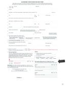 California Voter Registration Form