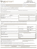 Trupanion Claim Form