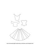 Paper Dolls Dress