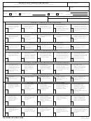 House Staff Evaluation Report Da Form 1970