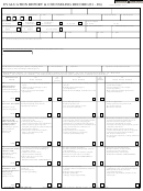 Evaluation Report & Counseling Record