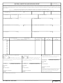Dd Form 250, Material Inspection And Receiving Report