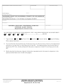 Informal Discovery Conference Form - Los Angeles Superior Court