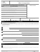 Form 656 - Offer In Compromise