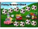 Finely Reward Chart