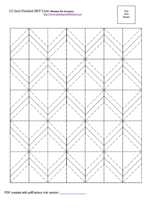 top 12 half square triangle paper templates free to