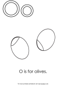 O Is For Olives
