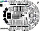 Seating Map - Spokane Arena
