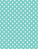 Pale Jade Polka Dot Pattern Paper