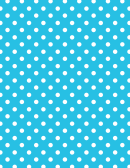 Light Blue Polka Dot Pattern Paper