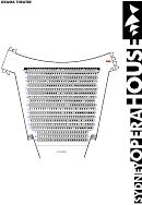 Drama Theatre Seating Plan