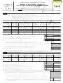 Schedule D-1 - Sales Of Business Property - Hawaii - 2016